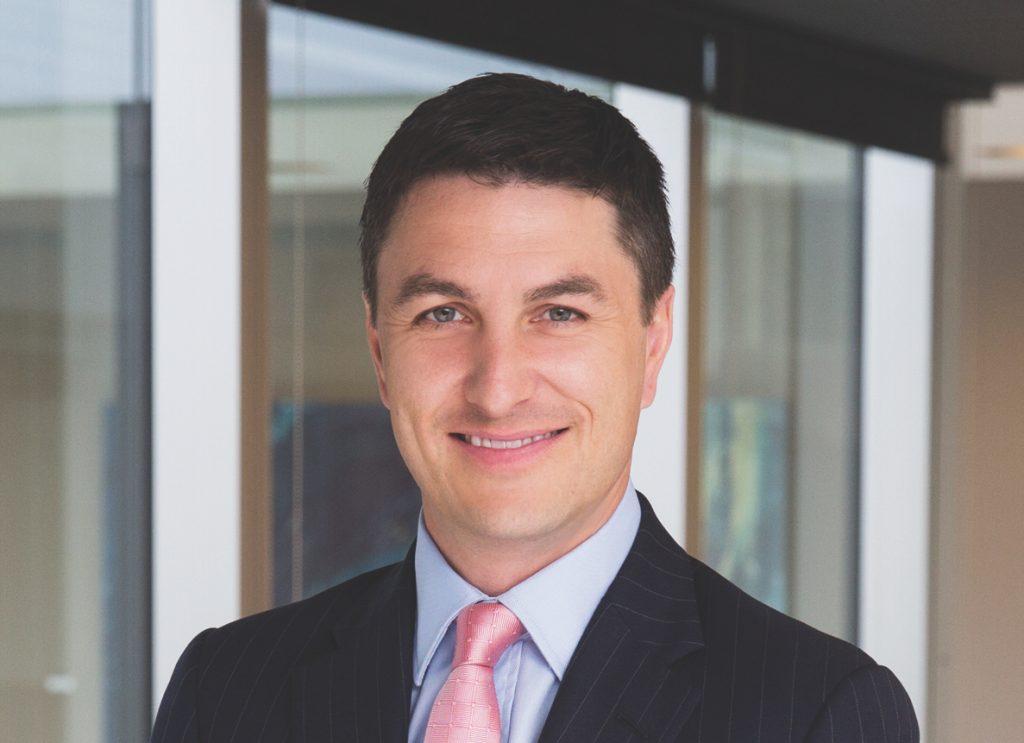 Photo of. Shawn Atkinson, corporate partner at Orrick