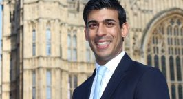 Rishi Sunak, UK Chancellor