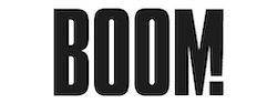 BOOM's logo