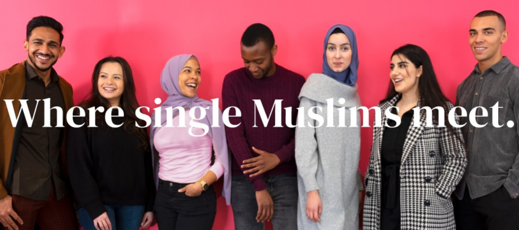 Muzmatch, a dating app for Muslims