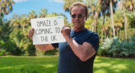 Arnold Schwarzenegger Omaze UK