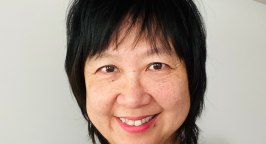 Headshot of Dr Irene Ng of Dataswift