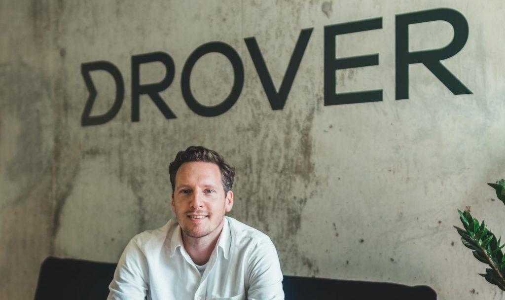 Photo of Felix Leuschner, CEO of Drover