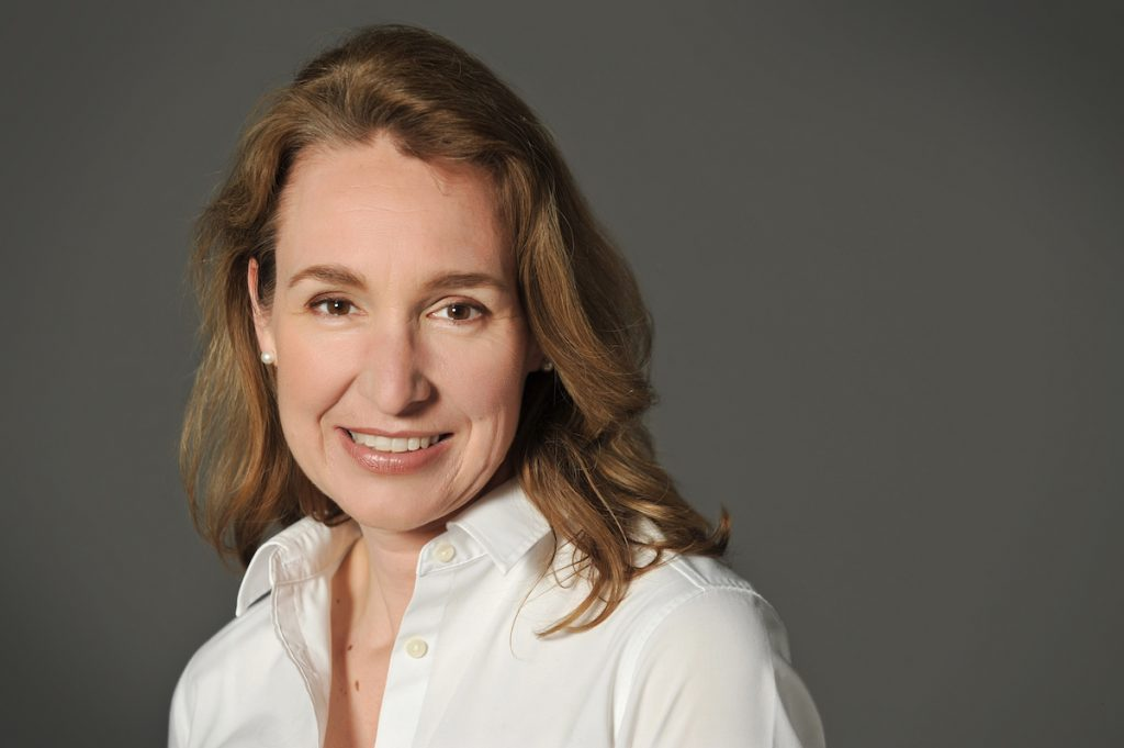 Photo of Elizabeth Pauchet, angel investor