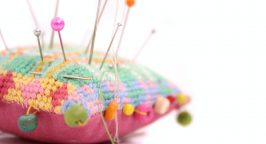 Image of a pincushion