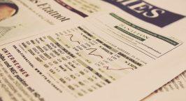 market trading stock