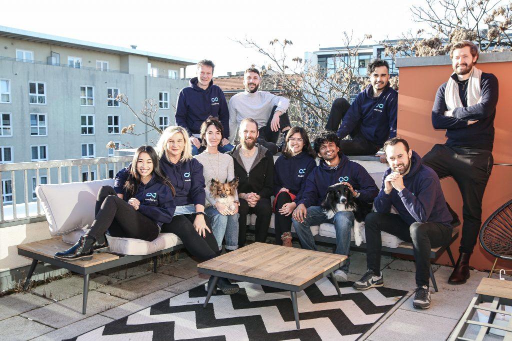 Photo of Medloop team