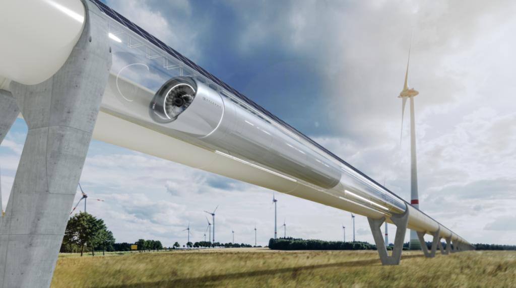 Hyperloop Zeleros