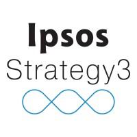 Ipsos Strategy3 logo