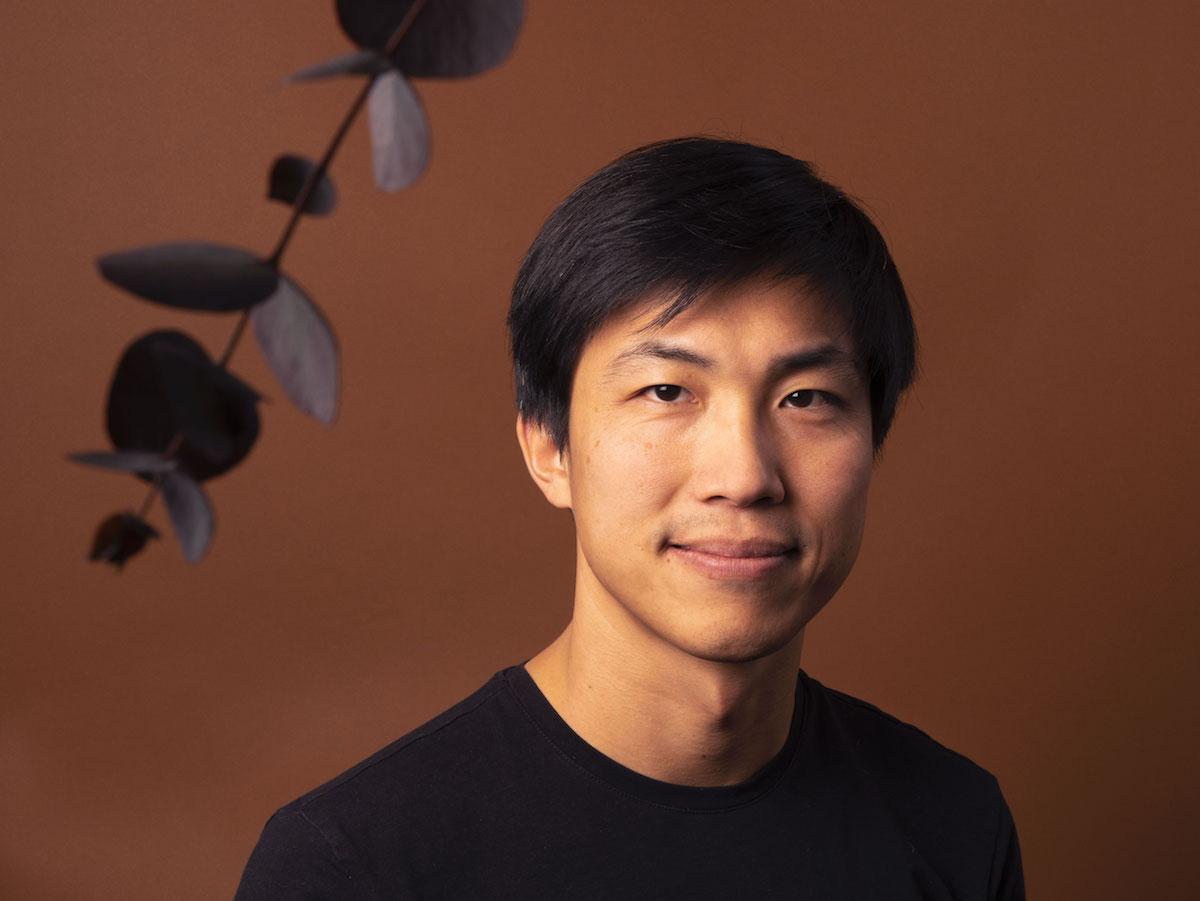 Photo of Ning Li, founder of Typology