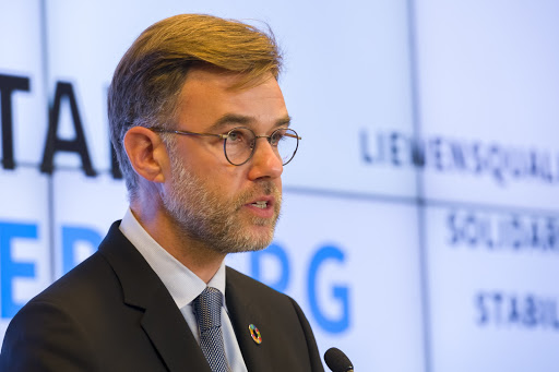 Franz Fayot, Luxembourg's Minister of the Economy