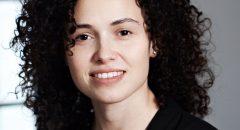 Headshot of Victoria Dmitrenko