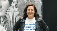 Photo of Caroline Ramade, founder and CEO of 50intech