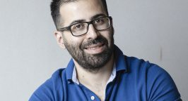 Headshot of Dr Ali El Kaafarani of PQShield