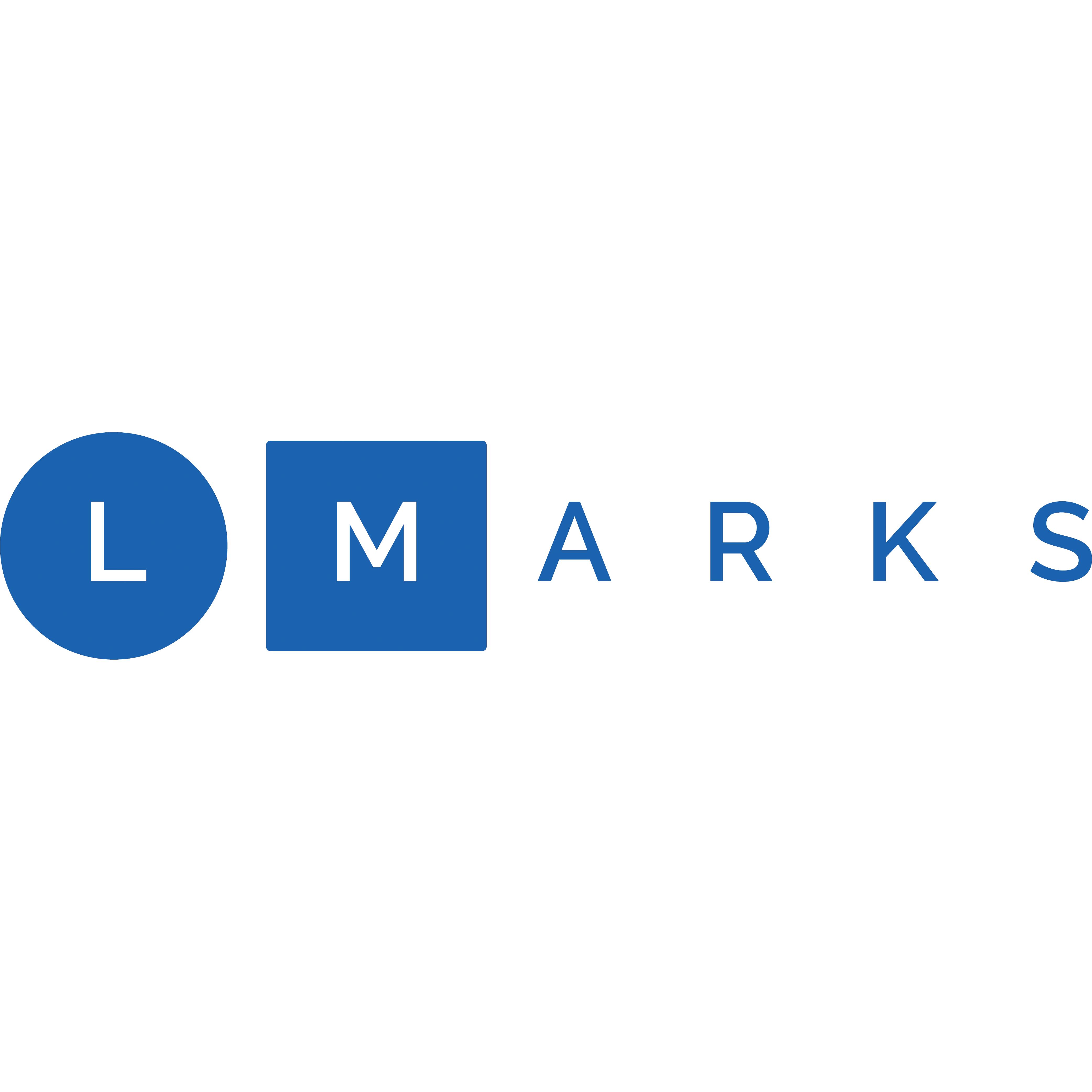 L Marks logo