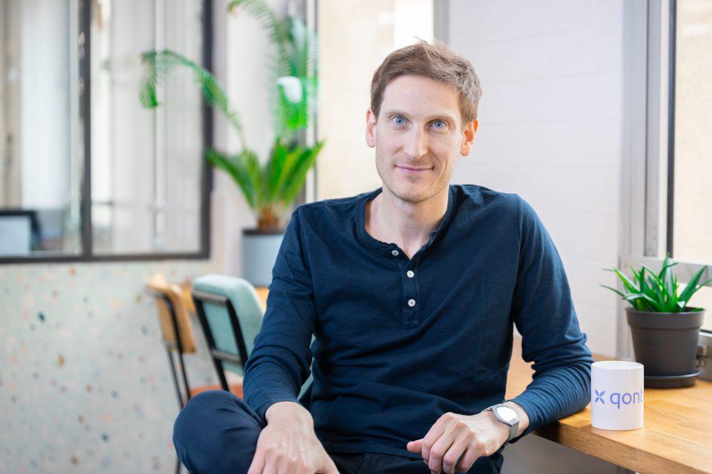 B2B startup founder Alexandre Prot