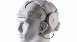 BrainWaveBank's EEG cap
