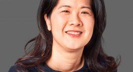 Headshot of Megumi Ikeda of Hearst Ventures