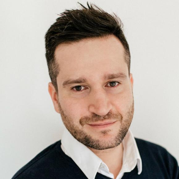 Marcin Kurek, managong partner seed VC MOC