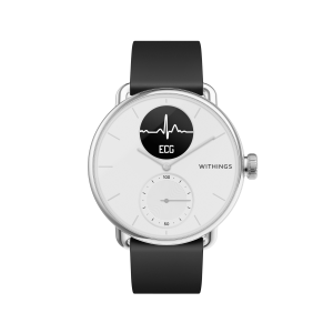 A picture of one of Withings' activity tracking watches.