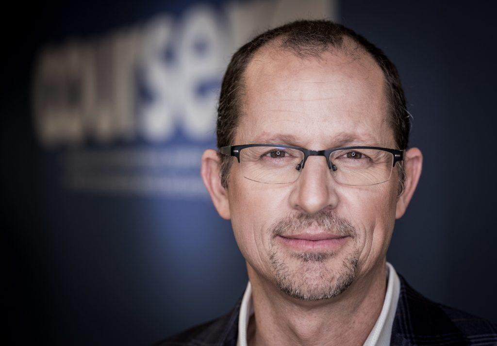 Jeff Maggioncalda CEO of Coursera