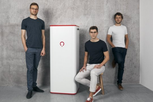 Meet the startup building a sustainable alternative to Tesla's Powerwall