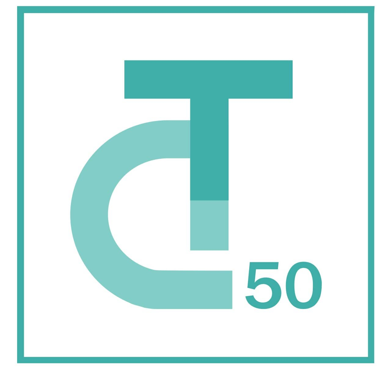 Digital Tech 50 Awards's logo