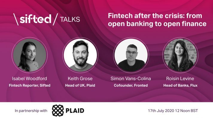 Fintech after the crisis: from open banking to open finance event promo image