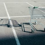 Picture of an empty shopping cart