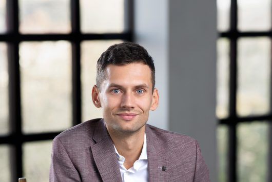 Photo of Martynas Gudonavičius, CEO of Trafi