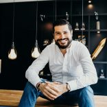 Picture of Alan Cabello of Spark Works
