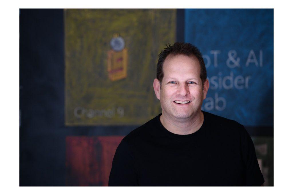 Headshot of Zack Weisfeld, Intel Ignite general manager