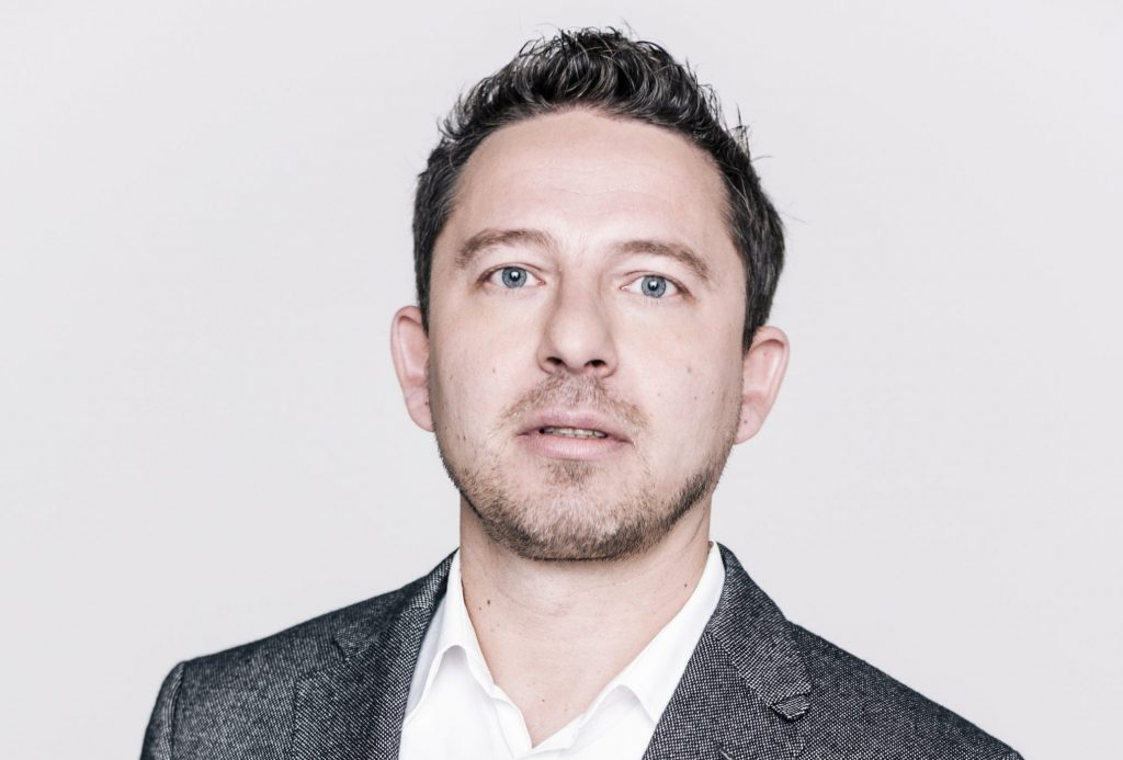 Stephane Gantchev portrait startups