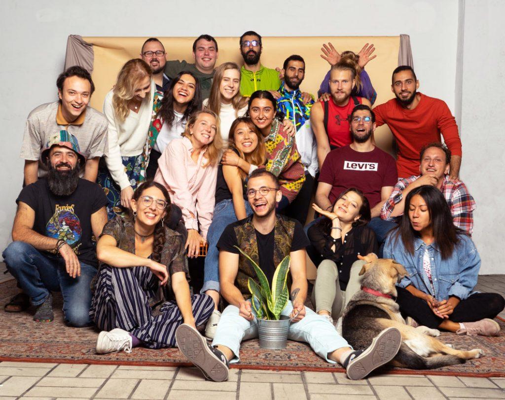 Photo of the Vinokilo ecommerce team