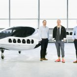 Lilium founders next to eVTOL jet