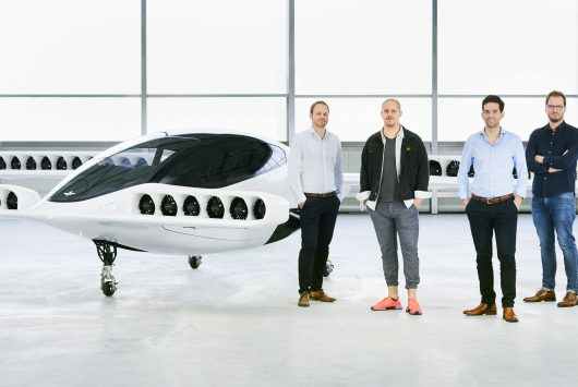 Lilium founders next to eVTOL jet