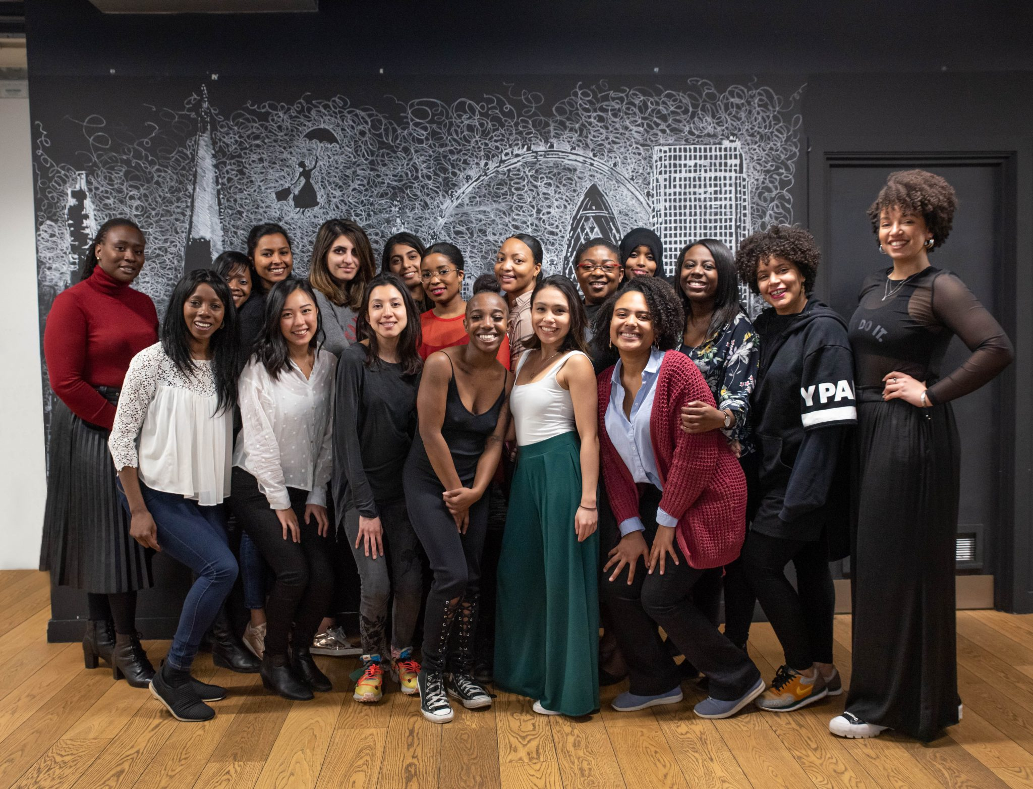 Hatch's 8th female founder cohort, Feb 2020 accelerator
