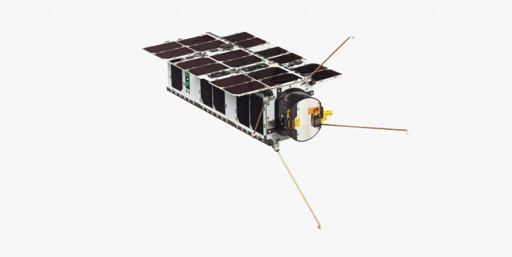 NanoAvionics satellite