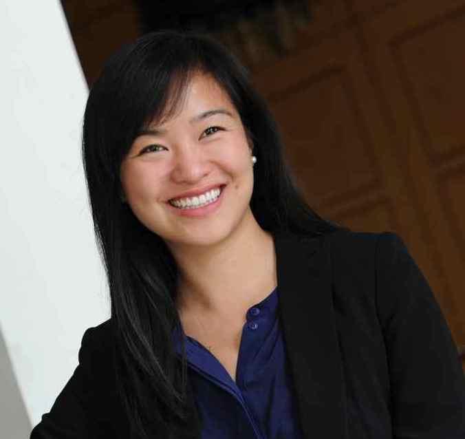 Photo of Lisa Shu, executive director of the Newton Program