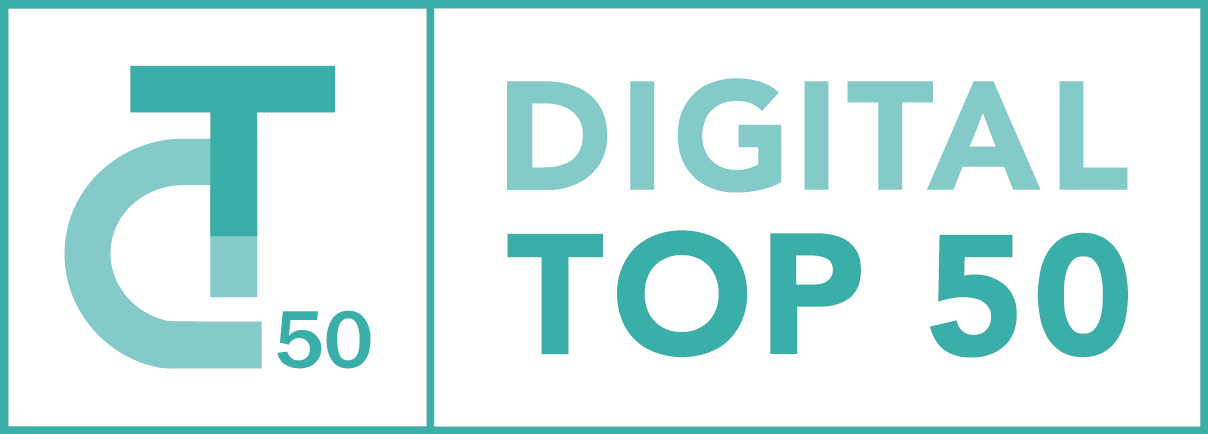 Digital Top 50's logo