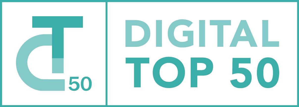 Digital Top 50's logo