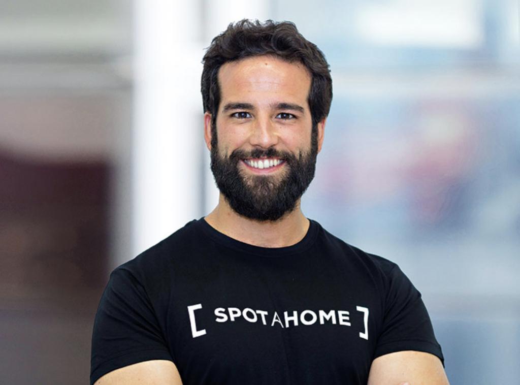 Alejandro Artacho SpotAHome
