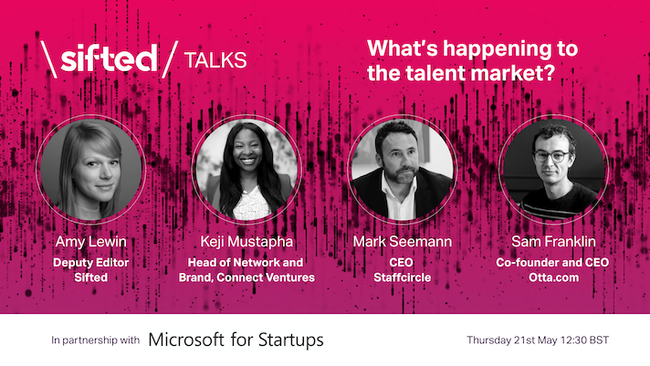What's happening to the talent market? event promo image
