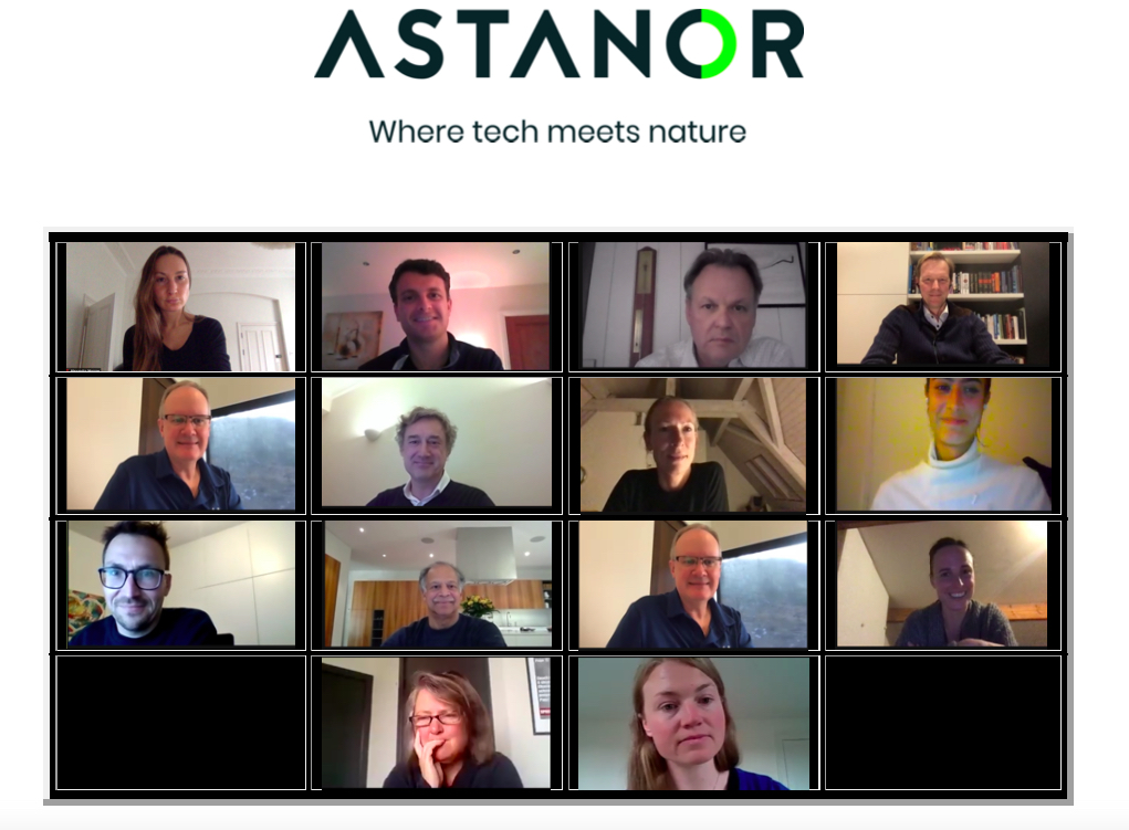 Astanor Ventures agriculture and food VC team photo