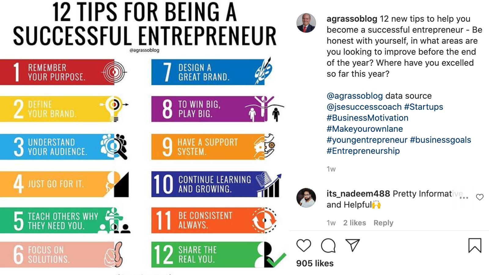 Antonio Grasso, Instagram tech influencer to follow
