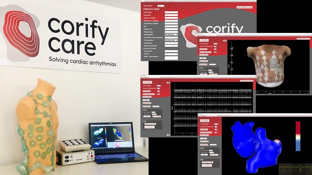 EIT Innovators Award Winner Andreu Climent, Corify Care (ACORYS)