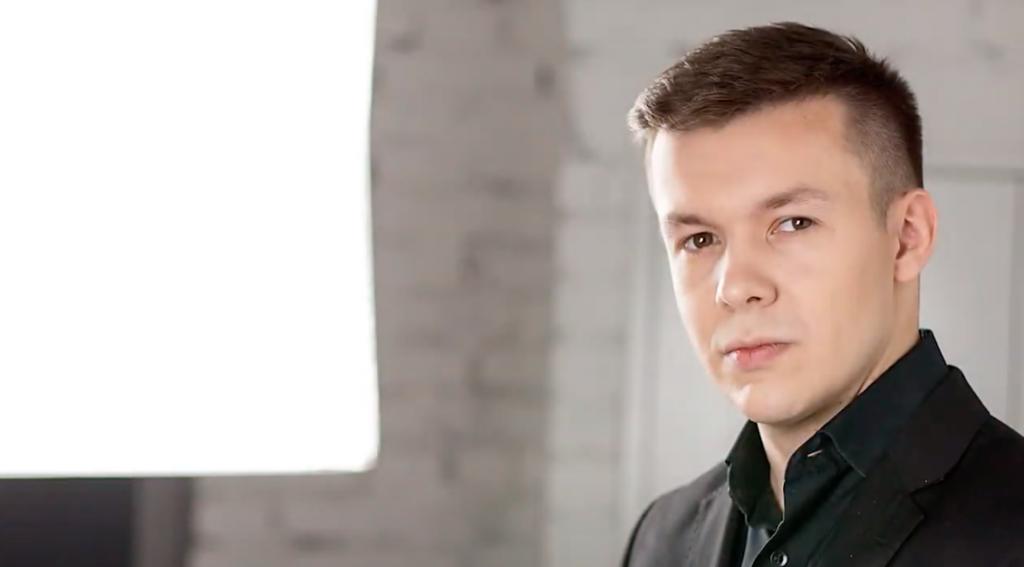 Headshot of Yaroslav Azhnyuk