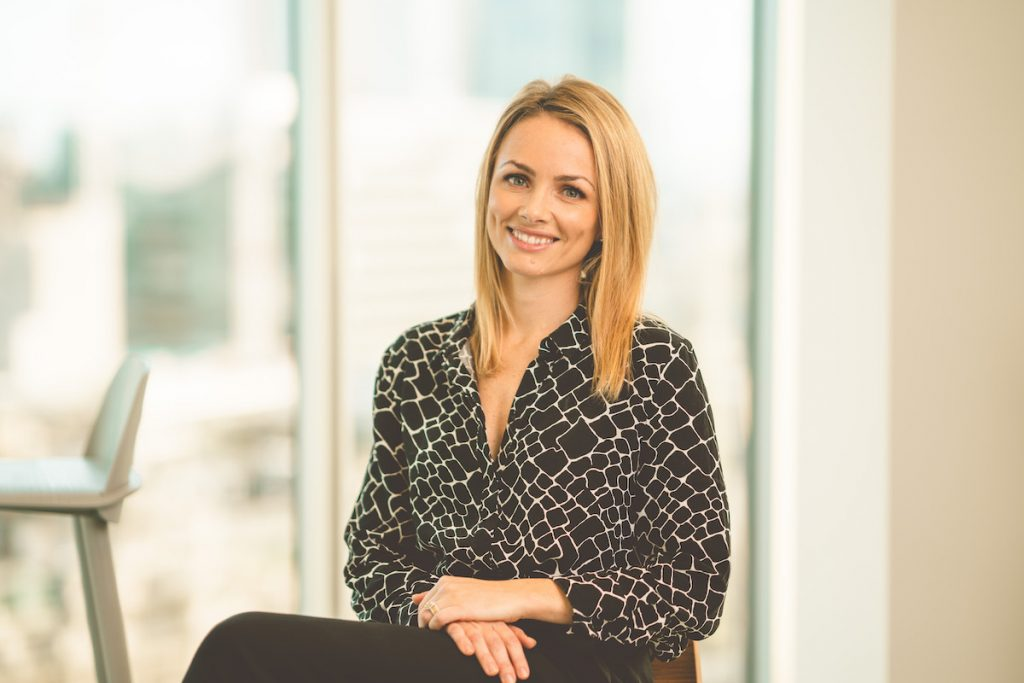 Zoe Chambers, deep tech investor at Octopus Ventures