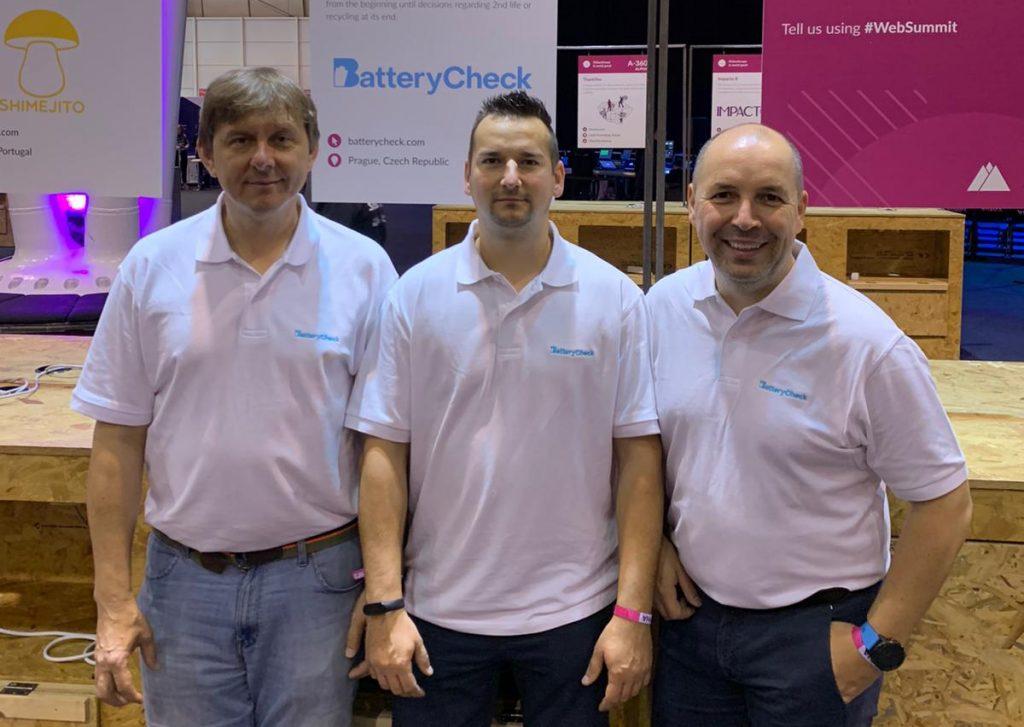 BatteryCheck team