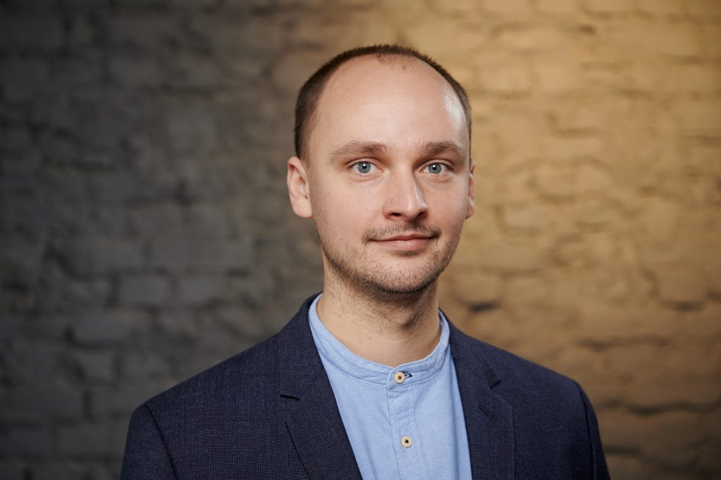 Roland Mesters, chief executive of API startup Nordigen